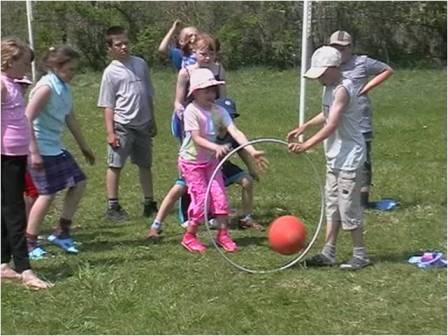Интересные спортивные конкурсы для дошкольников